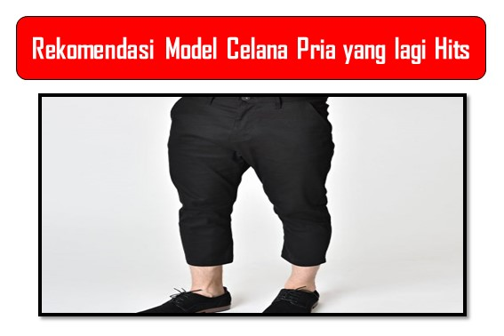 Celana High Water Pants