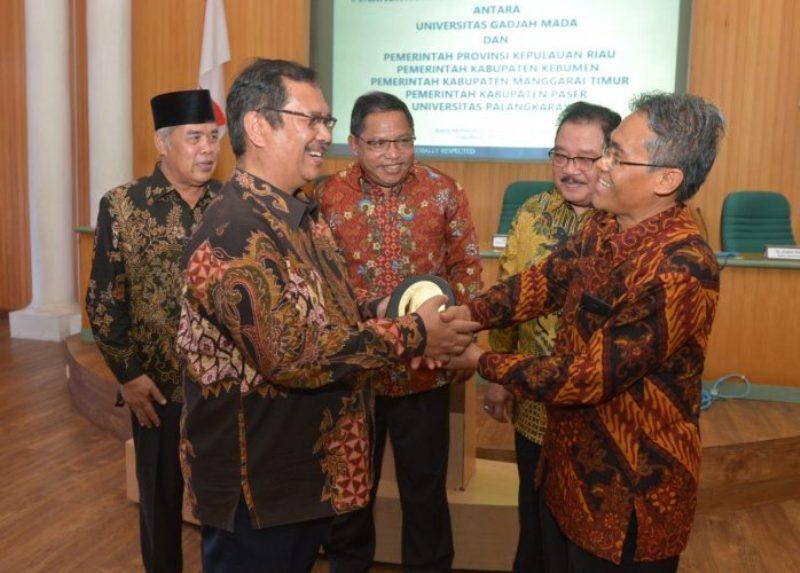 Pembangunan Daerah harus Direncanakan untuk Kepri Semakin Maju