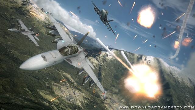 Ace Combat 6 Fires of Liberation [Jtag/RGH + DLC] - Download