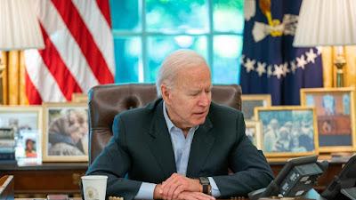Joe Biden Nyatakan Dukungannya Gecatan Senjata Israel-Palestina