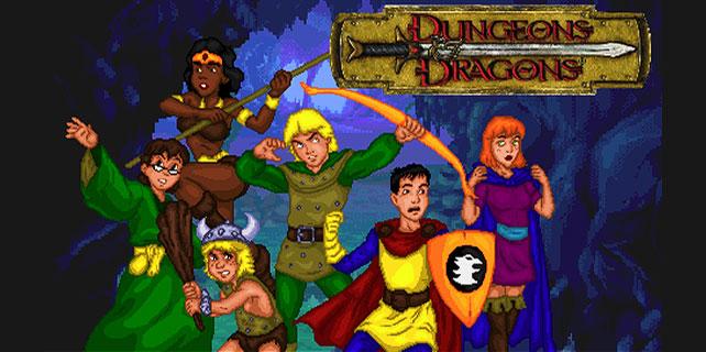 Jogo Grátis – Caverna do Dragão (Dungeons & Dragons)