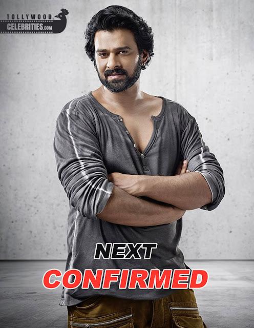 Prabhas's Next Confirmed