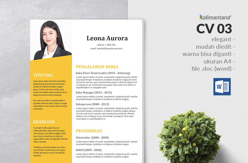 CV Kalimantana 03