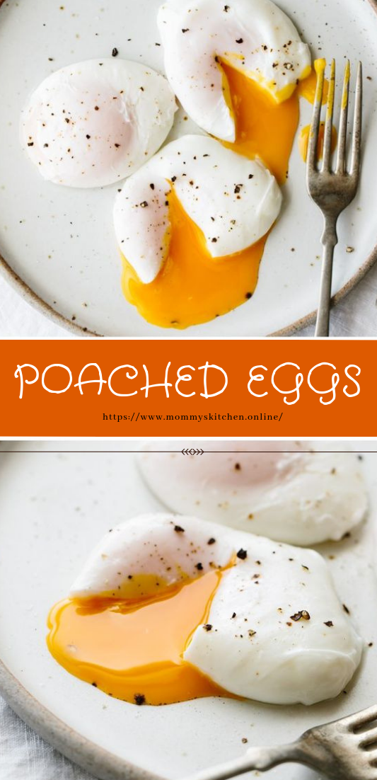 POACHED EGGS #healthy #diet