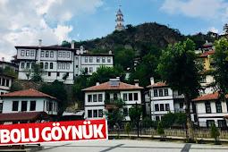 Bolu Göynük Gezilecek Yerler | Sakin şehir