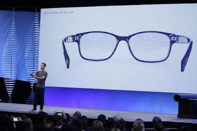 فيسبوك تستعد لإطﻻق نظارات ذكية