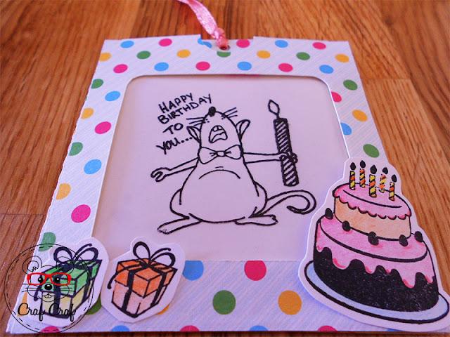 magic card cumpleaños