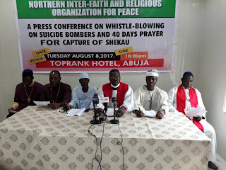 Joint Muslim/Christian Group Canvasses  For Adoption of Whistle-blowing Policy To Clamp Down Terrorists
