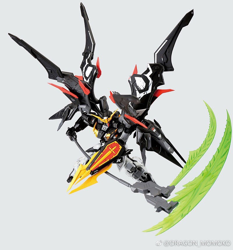 DM MG 1/100 Gundam Deathscythe Hell TV ver.