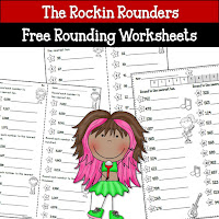 Free Rounding Worksheets