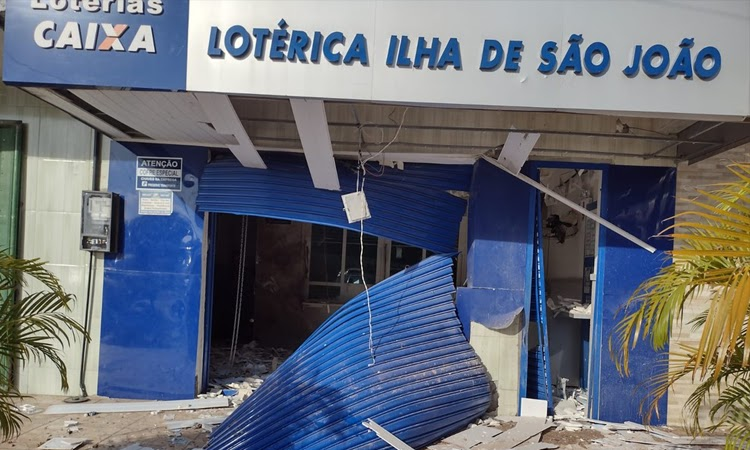 Morador relata pânico durante explosão de casa lotérica em Simões Filho