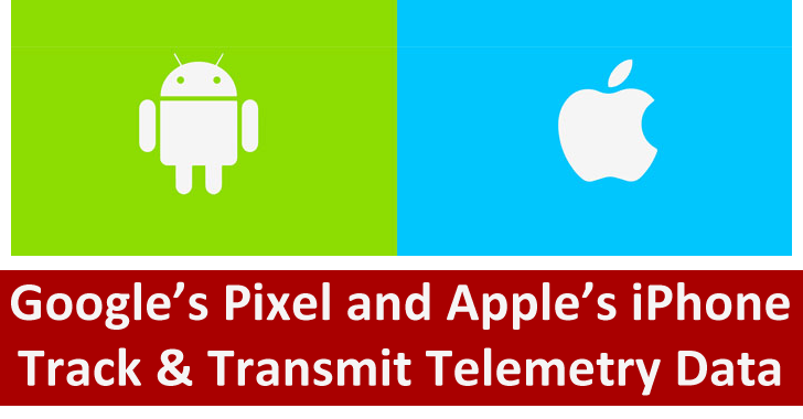 Google's Pixel & Apple's iPhone Track & Transmit Telemetry Data, Despite The User Explicitly Opting Out  – New Report