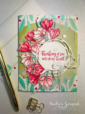 Andrea Sargent, Social Stamping, Stampin Up, Easter Promise, Peaceful moments, Calligraphy Essentials, 2020, Friends, blog hop