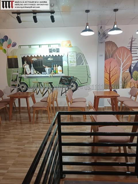 Những mẫu quán trà sữa đẹp tại Sóc Trăng