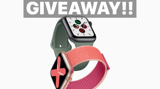 GPS Apple Watch Giveaway + 1 YEAR supply of Energy Tea ( Worth Over : $750)