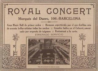 Resultat d'imatges de royal concert Barcelona