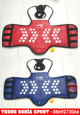 áo giáp taekwondo