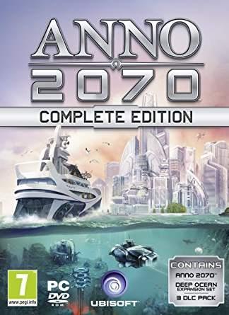 Descargar Anno 2070 pc full español mega y google drive.