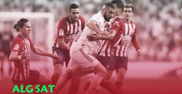 موعد مباراة ريال مدريد ضد أتلتيكو مدريد والقنوات الناقلة من الدوري الإسباني.
