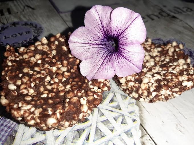Choco-millet bars - cokoladne stanglice sa ekspandiranim prosom