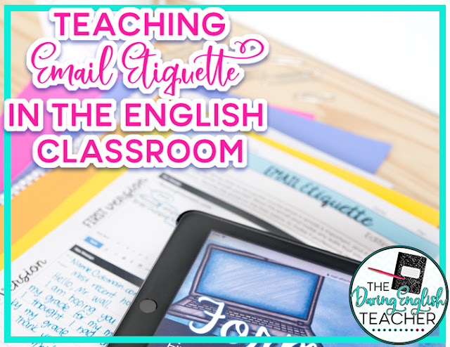 Teaching Email Etiquette in the English Classroom