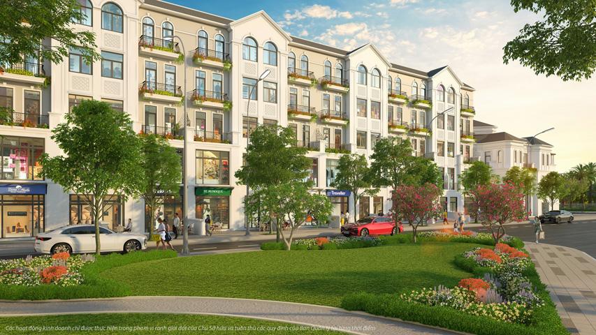 The MnVinhomes phân khu nhà phố của Vinhomes Grand Park Quận 9