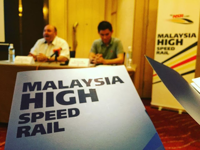 Malaysia Plans to build High Speed
