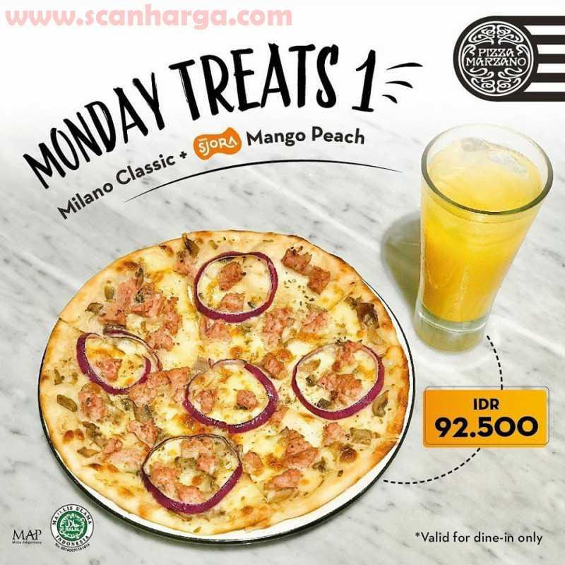 Harga-Promo-Pizza-Marzano-Paket-Monday-Treat-Mulai-70Ribuan!