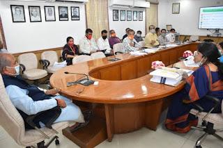 केंद्रीय मंत्री नरेंद्र सिंह तोमर की अध्यक्षता में हुई बैठक, खाद्य प्रसंस्करण उद्योग मंत्रालय की विभिन्न परियोजनाएं मंजूर