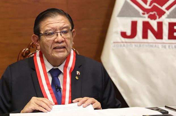Elecciones 2021: JNE ofrece apoyo total a Misión de Observación Electoral OEA