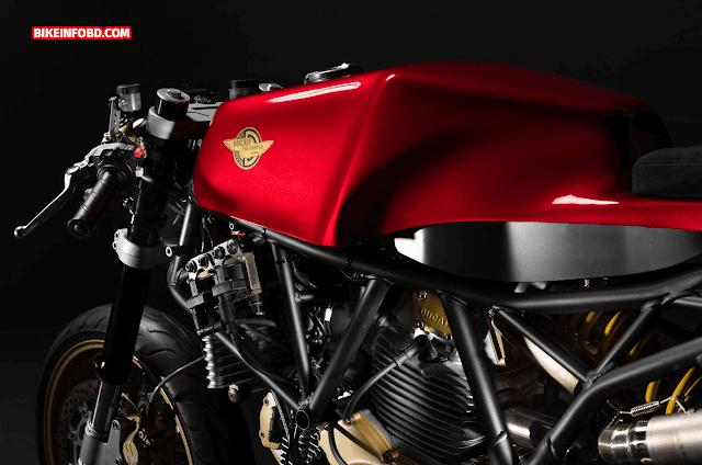 Ducati SuperSport 750 i.e Café Racers HD Images