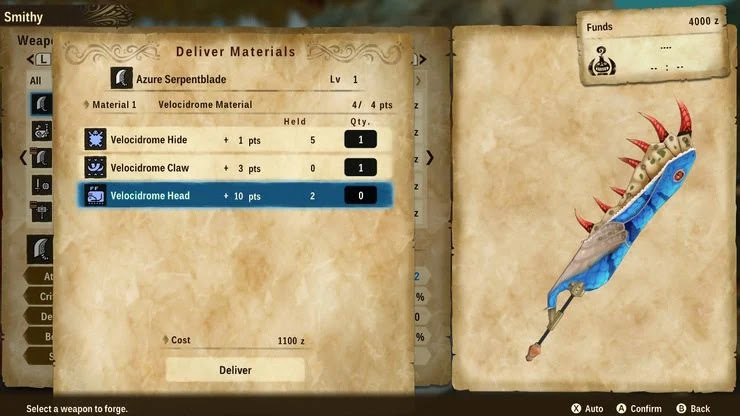 5 dicas para iniciar bem em Monster Hunter Stories 2: Wings of Ruin