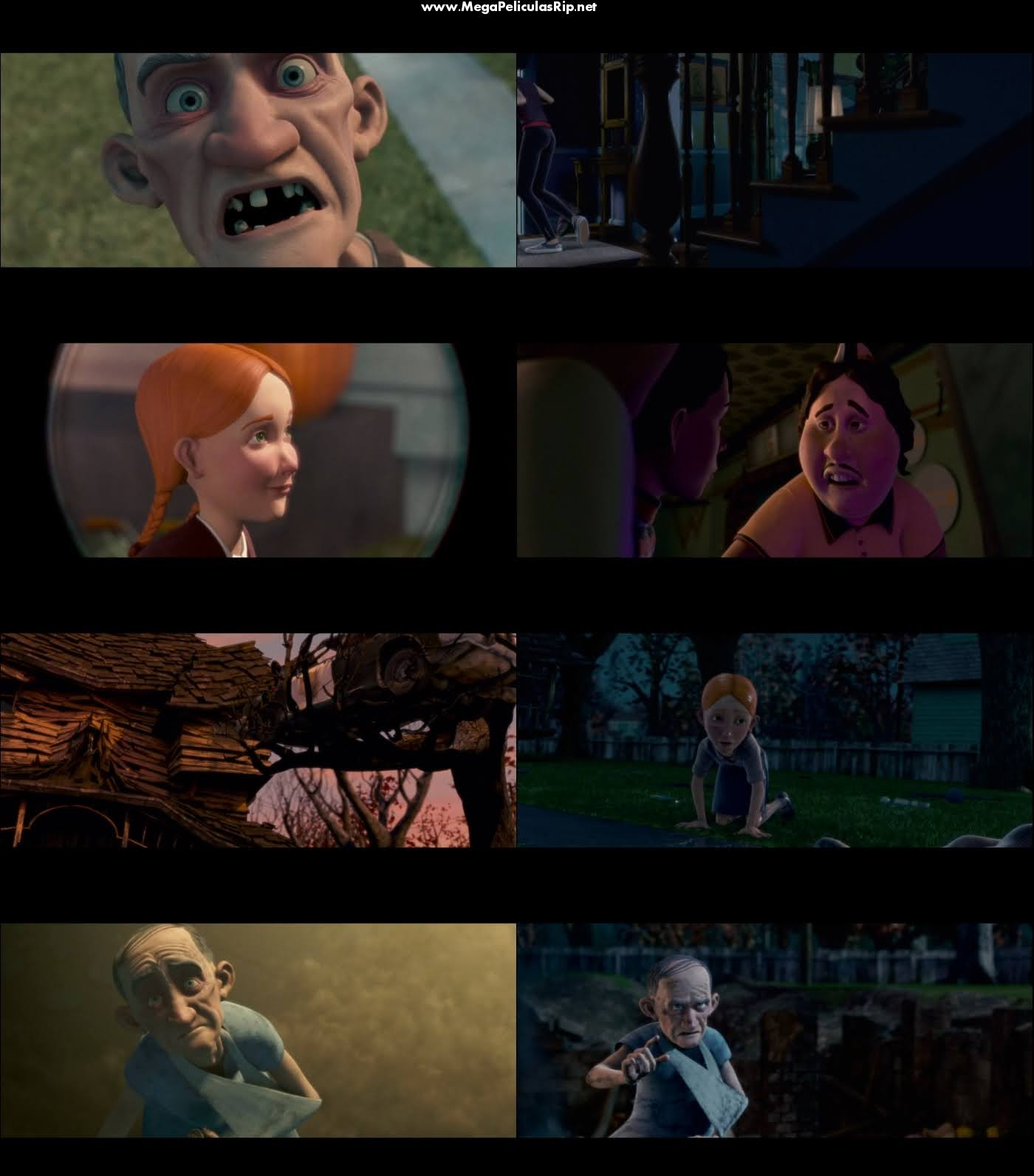 Monster House 1080p Latino