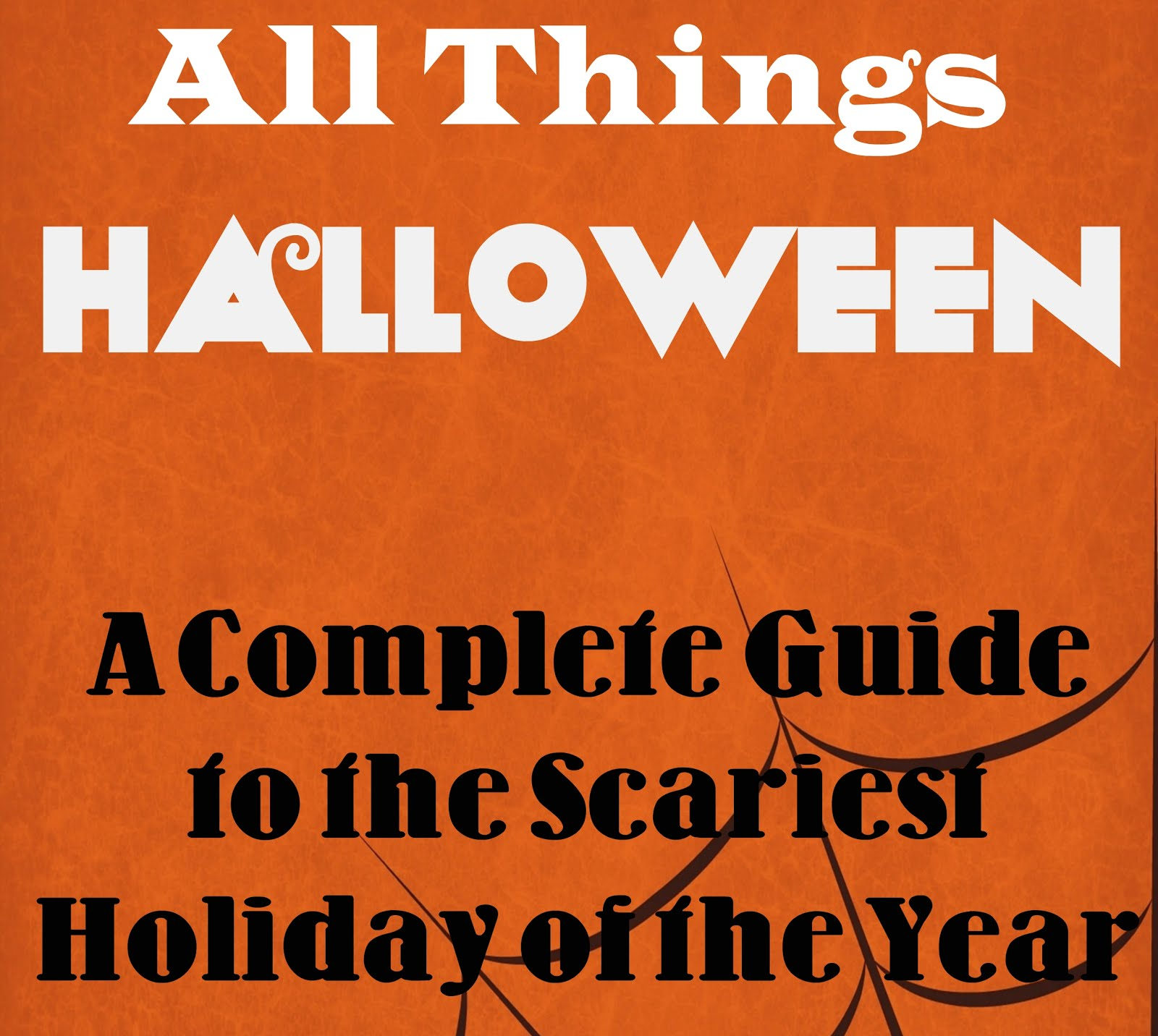 All Things Halloween
