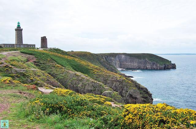 Cabo de Frehél, Bretaña Francesa