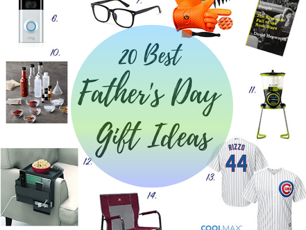 20 Best Father's Day Gift Ideas