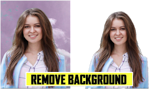 Easiest way to remove image background online