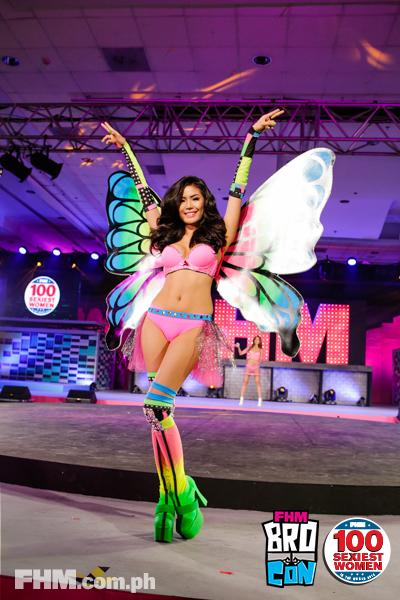 Myrtle Sarosa at FHM 100 Sexiest Party