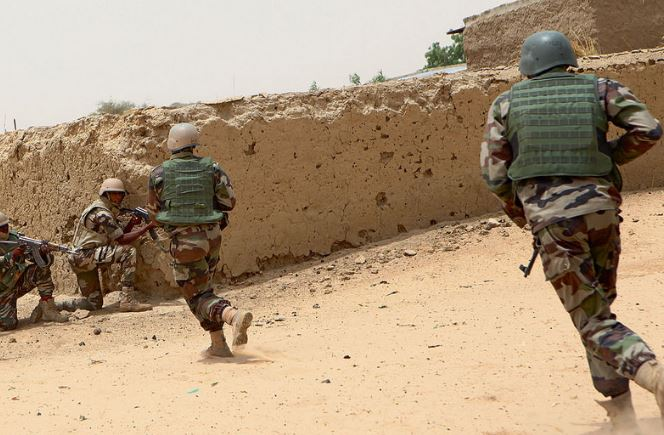 Scores killed as troops repel another Boko Haram attack in Borno