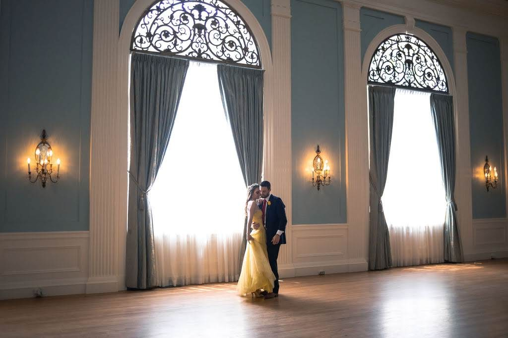 Beauty and the Beast Ballroom \ Austin photoshoot