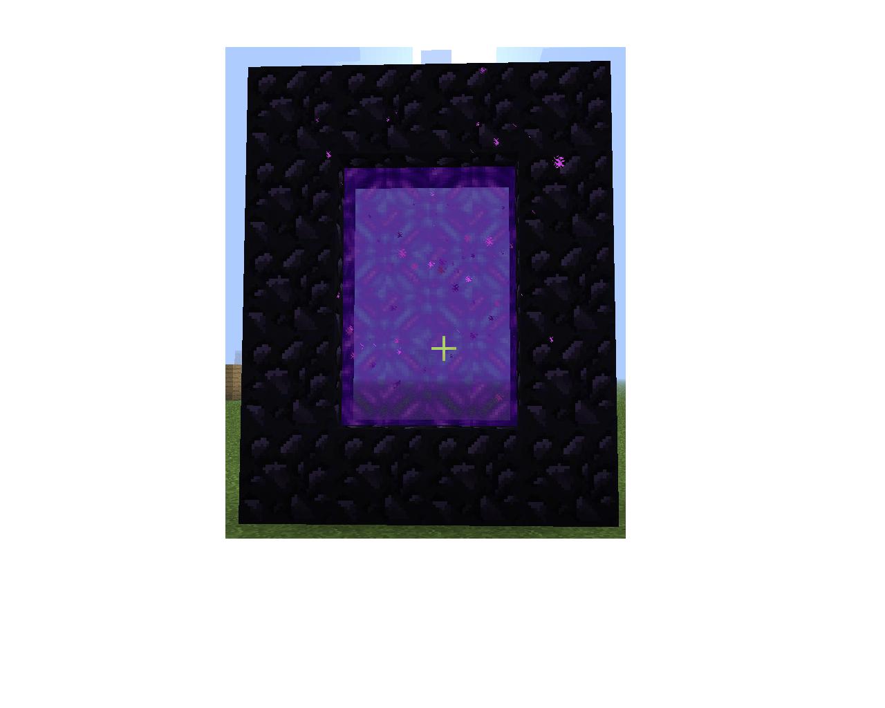 Portal do inferno minecraft - 3 6