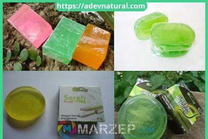 Sabun Transparan dari ADEV Natural Solusi Kosmetik Legal
