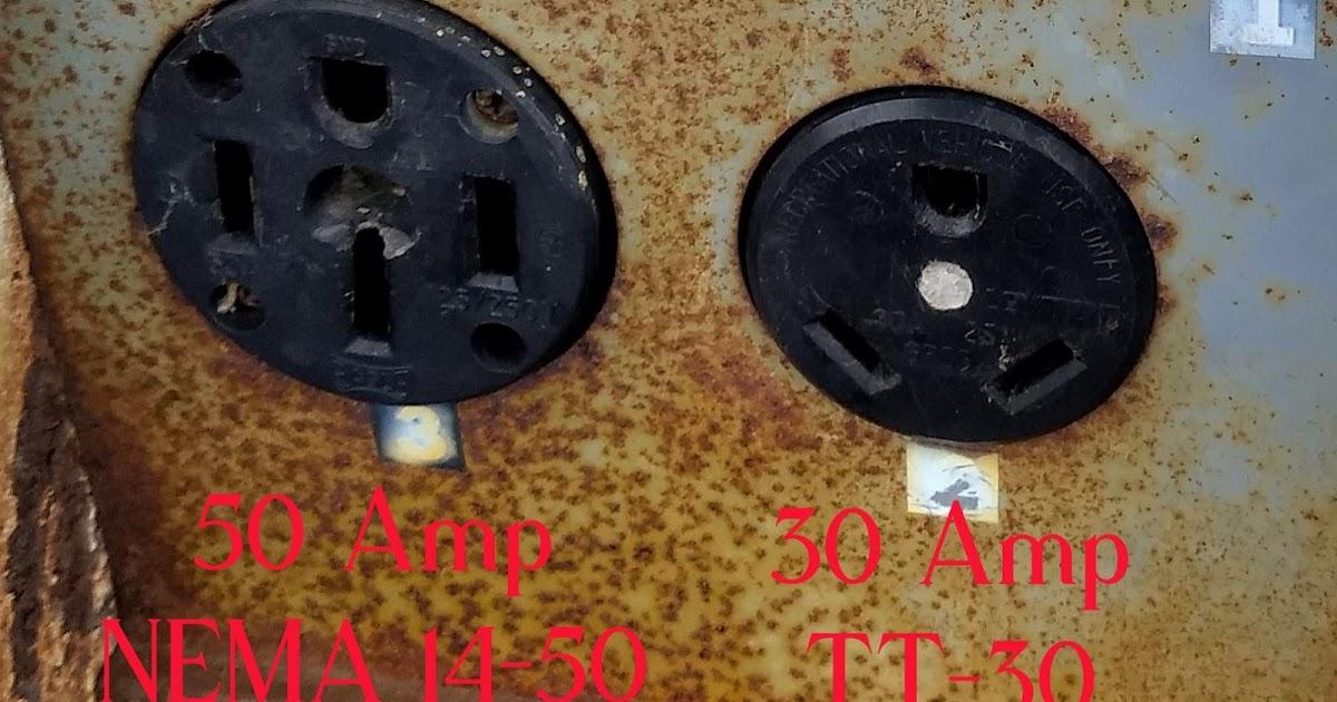 EV Charging on a TT-30 30-Amp RV Plug