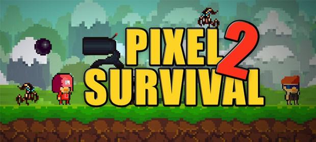 لعبة البقاء Pixel Survival Game 2 v1.39 مهكرة كاملة للاندرويد
