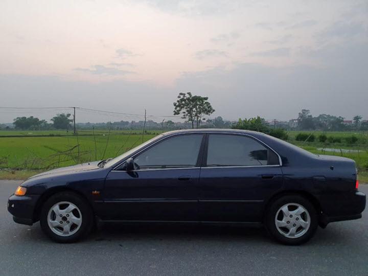 Honda Accord 1995 - biểu tượng thịnh vượng một thời tại Việt Nam