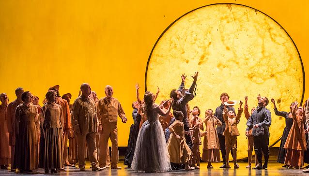 Mozart Die Zauberflöte - Royal Opera House