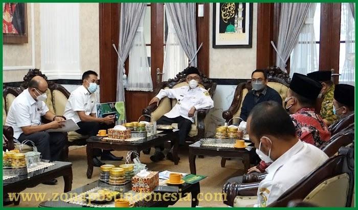 Drs. KH. Salwa Arifin Bupati Bondowoso, Terima Kunjungan Civitas Akademika Universitas Islam Negeri Sunan Ampel (UINSA) Surabaya