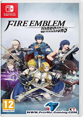 Fire Emblem Switch NSP XCI Download [Region Free] for Switch & PC | PrizMa Gaming