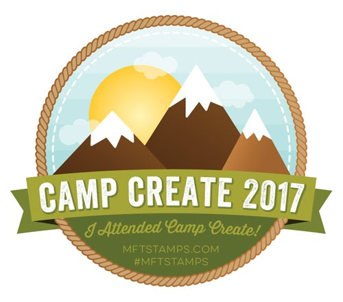 My Favorite Things Camp Create 2017