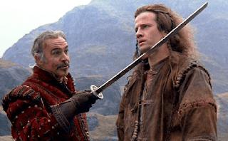 Dunia Sinema Highlander MacLeod dan Ramirez